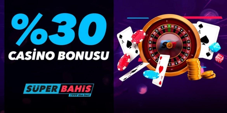 Süperbahis Canlı Casino